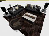 现代沙发组合,室内家具max模型