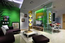 客厅装修,室内场景max模型