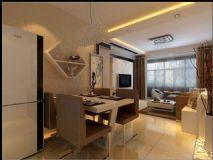 客厅,现代简约,室内场景max模型
