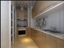 厨房,室内场景max模型