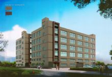 建筑,厂房,室外场景max模型