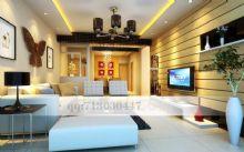简约现代,客厅,室内场景max模型