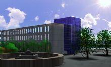 现代建筑,大楼,室外建筑max模型