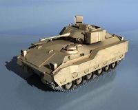 装甲车,坦克,军事战车max模型