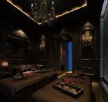 美容院,室内场景max模型