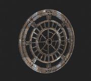 齿轮,机械配件max模型