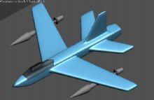 战机,飞机,玩具max模型