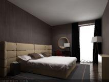 酒店,卧室,室内场景max模型