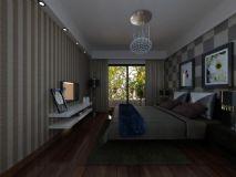 小卧室,室内家具max模型
