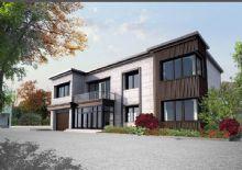 现代风格别墅,住宅,现代建筑,室外场景max模型