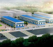 工厂,厂房,室外场景max模型