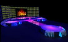 时尚舞台设计,现代场景,室内max模型