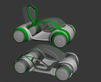 概念车,汽车max模型