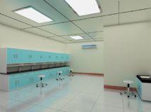 检验室操作台,工作台,工厂,室内场景max模型
