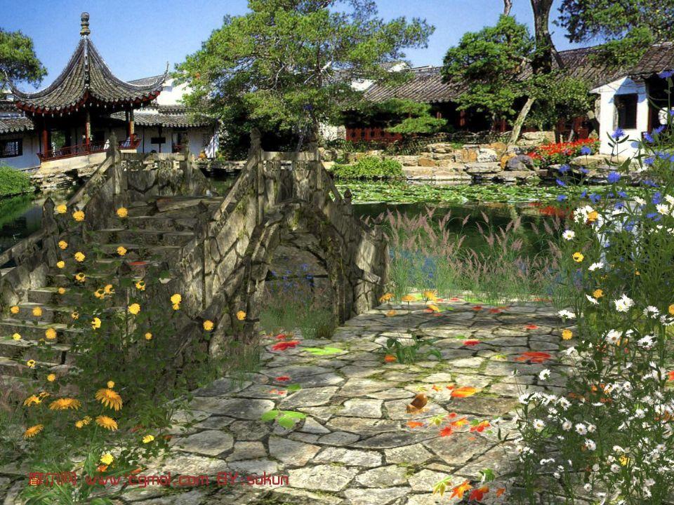室内小桥_小桥流水,花园,室外场景max模型_自然场景_场景模型_3D模型免费 ...
