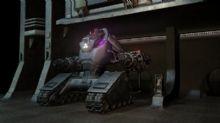 影视动画机械人,机械,装甲,军事maya模型