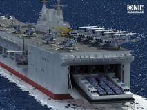 中国两栖攻击舰,军舰,航母max模型