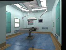 手术室max模型