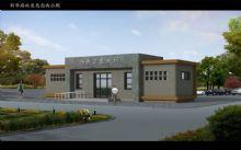 公共卫生间,公共厕所,公共设施3D模型