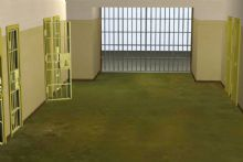 监狱,prison,牢房3D模型