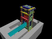 8万吨液压机max模型