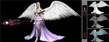 天使 法师