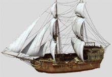 海盗船 古代商船