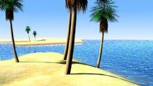 海岛摄像机动画