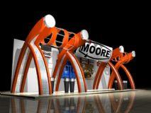 产品展厅3D模型
