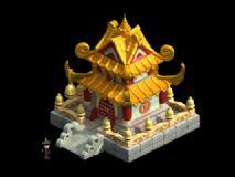 黄金屋模型 房子