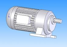 电机3D模型