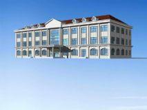 风度办公楼3D模型