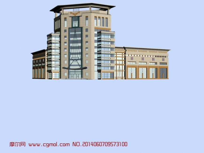 城建大厦 商场大楼