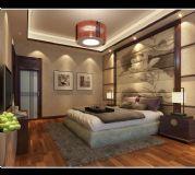 中式主卧室