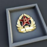 八一军徽3D模型