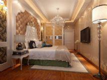 一套欧式卧室模型