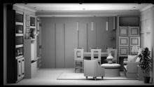 中式室内空间