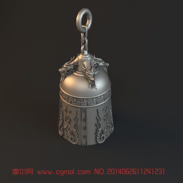 铜钟(有材质)古钟