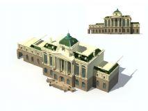 �W式建筑 城堡