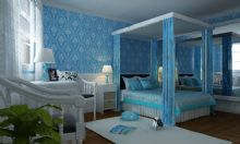 地中海风格的房间