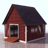 仓库,小房子,国外建筑3D模型