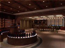 红酒文化体验厅,酒窖 红酒专卖