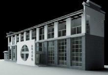 水电设计院3D模型