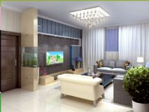 简单客厅模型