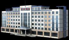 化肥厂办公楼3D模型