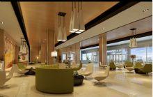 现代舒适宴会厅