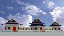 成吉思汗陵,蒙古包
