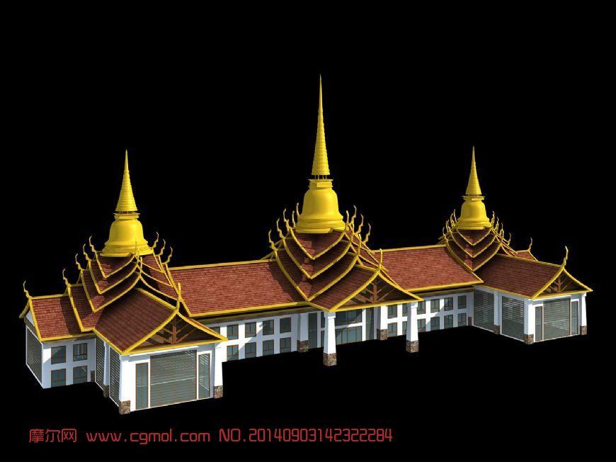 特色泰式建筑