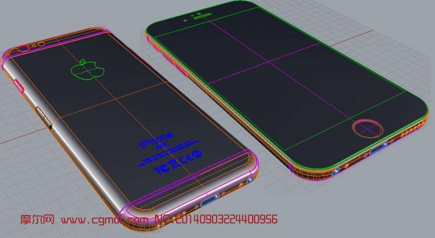 iPhone6 苹果6碟机,真机 1:1精模
