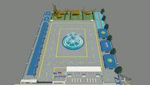 厂房一座 整体设计